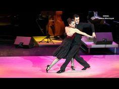 "Milonga ""Flor de Monserrat"". Fernando Gracia and Sol Cerquides with ""Solo Tango"" orchestra. Танго. - YouTube"