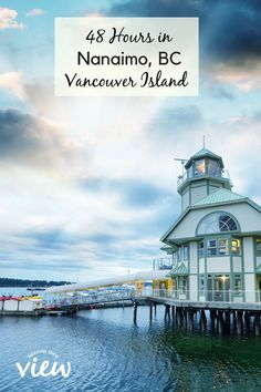 Explore Nanaimo, BC on Vancouver Island. It's the ultimate itinerary, highlighting the best things to see and do while in the Harbour City. Victoria Vancouver Island, Victoria Island, Places To Travel, Places To See, Visit Vancouver, Canadian Travel, San Juan Islands, Visit Canada, Adventure