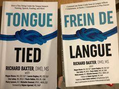Livre 'Frein de langue' du dentiste Baxter   Lifestyle, Baby Feeding, Language, Reading