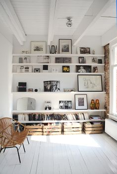 "interiorsporn: "" via design sponge """