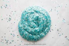 Mermaid Slime Craft