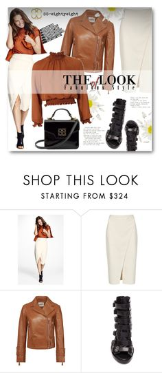 """""""Luxury Fashion Autumn with 88 - Win a bag!"""" by anitadz ❤ liked on Polyvore featuring Acne Studios, Tod's, Cinq à Sept, Ann Demeulemeester, Handle, bag and EightyEight"""