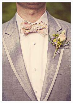 selftie Wedding Mens Bow Tie Charles Eames Pink by speaklouder, €42.00