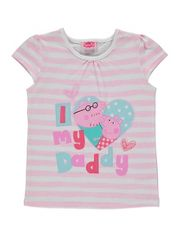 Peppa Pig and Daddy Pig T-shirt - so cute love this from George clothing!