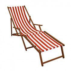 Klappliegestuhl selber bauen  Klapp-Liegestuhl weiß | Schönes für Draußen | Pinterest ...