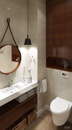 Дизайн интерьера квартиры на Беринга | Студия LESH