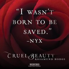 Quote #2 from CRUEL BEAUTY by Rosamund Hodge
