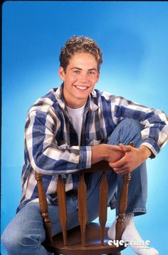 A very young Paul Walker. THIS is the Paul from my memories. Porsche Carrera, Paul Walker Pictures, Rip Paul Walker, Rest In Peace, Fast And Furious, Pretty People, Cute Boys, Valencia, My Idol