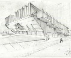 architecture sketch - Buscar con Google