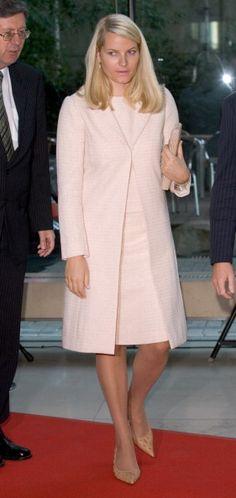 Princesse Mette Marit de Norvège