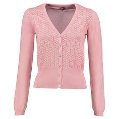 Mooie kwaliteit vestje 'Kalf' van Wow To Go in roze ✓ Voor 21.00 uur besteld, morgen in huis