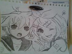 Saras doodle