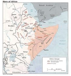 119 Best maps africa images