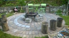 Grillstelle / Fireplace