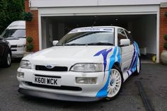 Click the link to see more of this ford escort cosworth replica on eBay