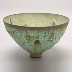 1307: James Lovera Crater Bowl : Lot 1307
