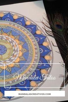 Inicio/home - Mandalascreativos Decorative Plates, Mandalas, Tutorials, Creativity, Artists