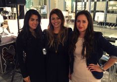"""Thank you to all who joined us yesterday for Spring Market 2015 at Andrew Martin Houston. It was a phenomenal presentation from """"Stars on the Rise"""" award winner Nina Magon. Follow us and see more photos on our Facebook: Andrew Martin USA  (Photo left to right:Nina Magon, Jennifer, and Johanna) #interiordesign #prpentertainment #starontherise #ninamagon #DCHSpringMarket2015 #andrewmartin #contourinteriordesign"""