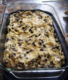 Lazy Cookie Cake Cookies