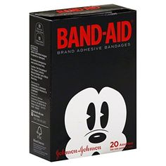Bandaid Bandages Disney Mickey Mouse 20Count Pack of 3 ** Want to know more, click on the image. Note:It is Affiliate Link to Amazon.