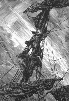 Berni Wrightson illustrations for Frankenstein by Mary Wollstonecraft Shelley Bernie Wrightson's edition of Frankenstein was fir. Comic Book Artists, Comic Books Art, Comic Art, Gravure Illustration, Illustration Art, Bernie Wrightson, Ink Master, Scratchboard, Black And White Illustration