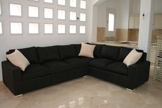 Gleaming Black L Shaped Couch , Beautiful Black L Shaped Couch 94 For Sofa Desig. Gleaming Black L Shaped Couch , Beautiful Black L Shaped Couch 94 For Sofa Design Ideas with Black L Shaped Sofa Designs, Sofa Set Designs, Sofa Daybed, Sofa Couch, Sectional Sofas, Couch Design, Living Room Sofa Design, Tiny Living Rooms, Small Space Living
