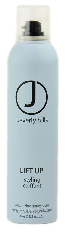 J Beverly Hills Lift Up Volumizing Spray Foam  - 8 oz