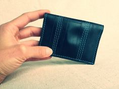 Recycled Bike Tube Wallet by MoabBagCompany, $23.00