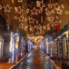 Yılbaşında Sokaklar Işıl Işıl...