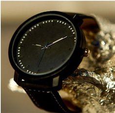233cb4b7a1e Moderní unisex hodinky černé – unisex hodinky Na tento produkt se vztahuje  nejen zajímavá sleva