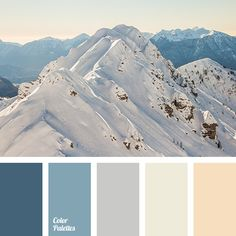 Color Palette #2535