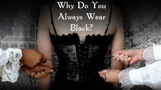 Chicago, Mar 21: Why Do You Always Wear Black?