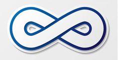 Sonsuzluk İşareti ∞ Nasıl Yapılır? - Sonsuzluk İşareti Infinity Symbol, Lululemon Logo, Logos, Logo