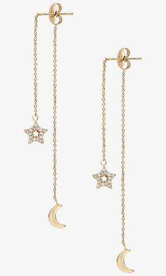 Portuguese Jewelry Store Near Me rather Jewellery Online In Usa its Gold Dangle Earrings Online even Diamond Drop Earrings South Africa Ear Jewelry, Cute Jewelry, Jewelry Accessories, Fashion Accessories, Fashion Jewelry, Jewelry Making, Jewlery, Stylish Jewelry, Silver Jewellery