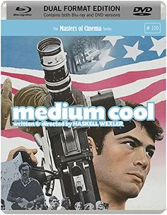 Medium Cool - Blu-Ray/DVD (Masters of Cinema Region B/2) Release Date: Available Now (Amazon U.K.) *Note: Also on Criterion Region A Blu-Ray Available Now (Amazon U.S.)