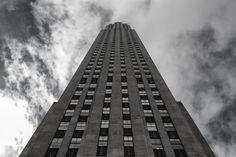 Empire State Building, New York    ©Davide Boccardo  http://500px.com/evildave