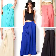 2016 Woman Satin Long Skirt Elastic Waist Floor Length Maxi Skirts Female Plus Size Ladies Bohemia Pleated saia skirts For Women-in Skirts from Women's Clothing & Accessories on Aliexpress.com | Alibaba Group