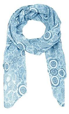 #Seiden-Tuch für #Damen mit #Paisley-Muster #von #Zwillingsherz(himmelblau) Seiden-Tuch für Damen mit Paisley-Muster von Zwillingsherz(himmelblau), , Sehr gut kombinierbar mit vielen Kleidungsstücken aus Ihrem Kleiderschrank ✹ Fashion Tuch mit Kreis-Muster als elegante Alternative zu einem Dreieckstuch / Schlauch-Schal / Loop-Schal / Rund-Schal / Stola / Strick-Schal / Pashmina-Schal, Made in Europe / Italy ✹ Sehr gute Qualität und hochwertig verarbeitet ✹ Neue Kollektion der Saison 2016…