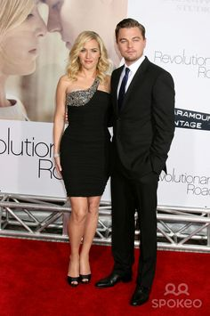 Kate Winslet and Leonardo DiCaprio L.A. Premiere of 'Revolutionary Road' held at the Mann's Village Theater - Arrivals
