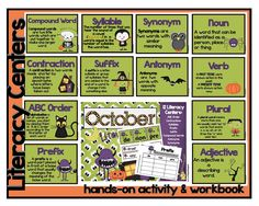 Lory's Page: Literacy Centers