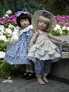 Little girl doll clothes