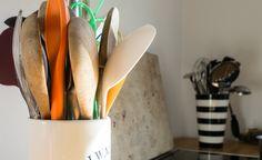 Kitchen appliances for all occasions: juicer, popcorn machine, knife … - Home Dekoration Ideen Helfer, Knife Sets, Popcorn, Kitchen Appliances, Numb, First Apartment, Little Kitchen, Decorations, Tips