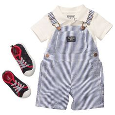 Stinking cute. Entire outfit $55 from OshKosh.
