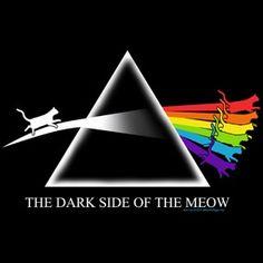 Dark Side Of The Unicorn Pink Floyd Mix Women/'s Vest