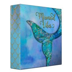 Shop Sparkly Ocean Mermaid Vibes Fin Tail Enchanted 3 Ring Binder created by printabledigidesigns. Mermaid Room, Mermaid Beach, Mermaid Art, Mermaid Paintings, Mermaid School, Mermaid Quotes, Mermaid Crafts, Real Mermaids, Binder Design
