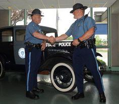 Mass. trooper meets cop who saved him as a boy
