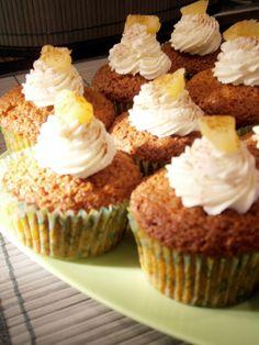 Cupcakes gelée de cidre