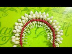 Different Arrangement Variation in garland making How To Make Garland, Diy Garland, Garland Wedding, Garland Making, Garland Ideas, Wedding Decor, Wedding Ideas, Rangoli Designs Flower, Flower Designs