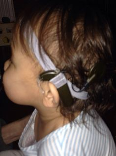 Headband for Cochlear Implants and Hearing by Worldpieceadoption, $10.00