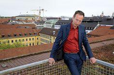 Verleihung des Münchner Literaturpreise 2014 an Hans Pleschinski im Literaturhaus München am 6.5.2014 (© Volker Derlath)
